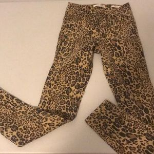 Guess Jeans Leopard Print 24